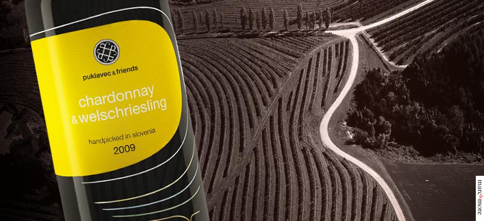 p&f wineries –  Identity design