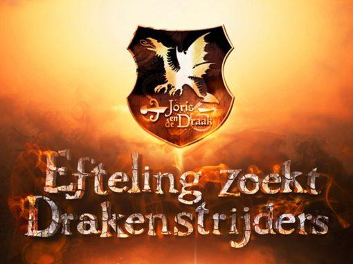 De Efteling – Joris en de Draak Identity & Campaign