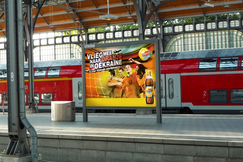 Lipton activation campaign m marc and more - Ontwikkel een studio van m ...