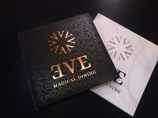 Restaurant EVE. Magical Dining