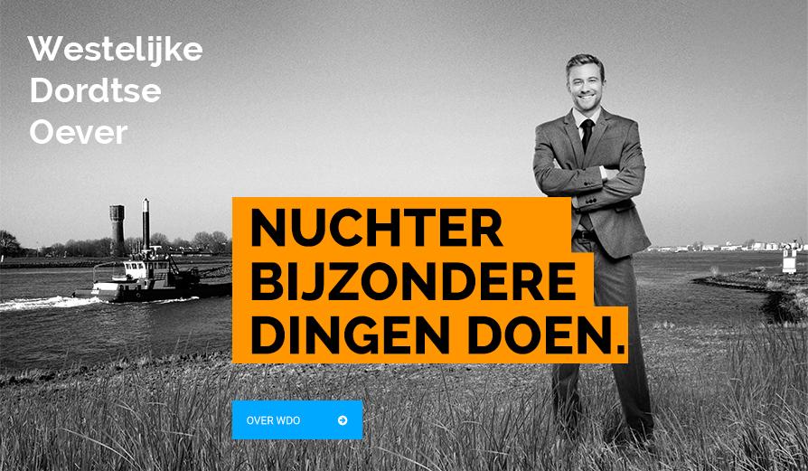 Gemeente Dordrecht – online design