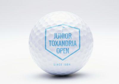 Dutch Junior Open – Identity design